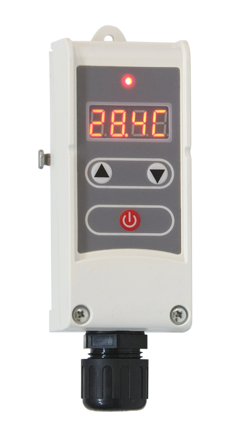 COMPUTHERM WPR-100GD - pump controller with contact sensor