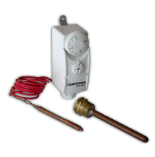 Load image into Gallery viewer, COMPUTHERM WPR-90GC - capillary tube / immersion tube / boiler thermostat