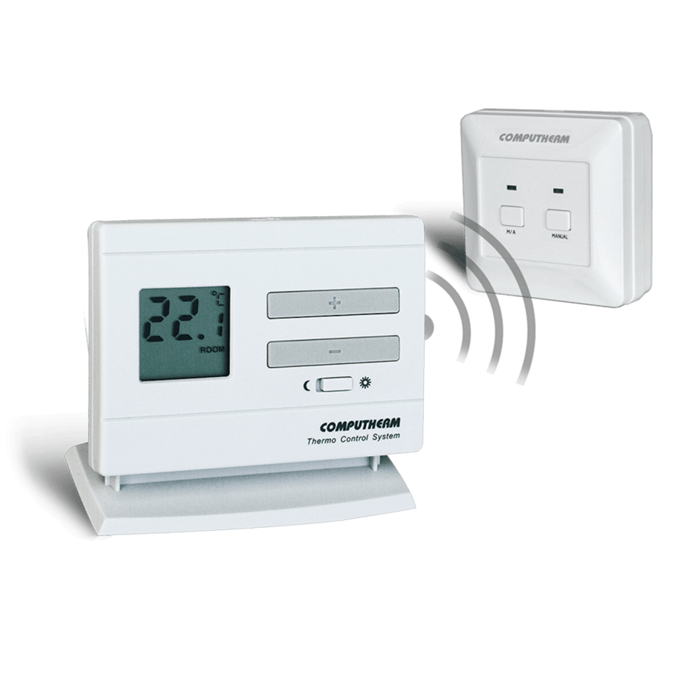 COMPUTHERM Q3RF - wireless (radio frequency) digital room thermostat