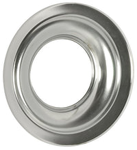 Load image into Gallery viewer, K&N Metal Base Plate 11in OD 5-1/8in Flange 1-1/8in H Chrome Finish