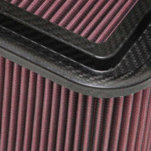 Load image into Gallery viewer, K&N Custom Racing Assembly 19in x 6.5in Carbon Fiber Air Filter