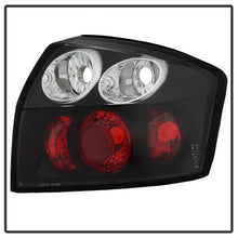 Load image into Gallery viewer, Spyder 02-05 Audi A4 (Excl Convertible/Wagon) Euro Style Tail Lights - Black (ALT-YD-AA402-BK)