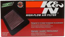 Load image into Gallery viewer, K&N Replacement Air Filter LINCOLN LS 00-06; JAG S-TYPE 99-08; FORD T-BIRD 02-05