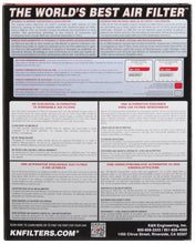 Load image into Gallery viewer, K&N 2017 Honda CR-V 2.0L Drop In Air Filter