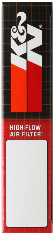K&N 6.938in O/S L x 3.5 O/S W x.875in H Fiat/Lancia Replacement Air Filter