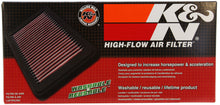 Load image into Gallery viewer, K&N 96-02 Jeep Wrangler 2.5L L4 / 96-06 4.0L L4 Drop In Air Filter