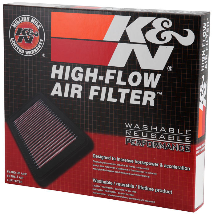 K&N Opel / Vauxhall 11.5in O/S L x 8.688in O/S W x 1.188in H Replacement Air Filter