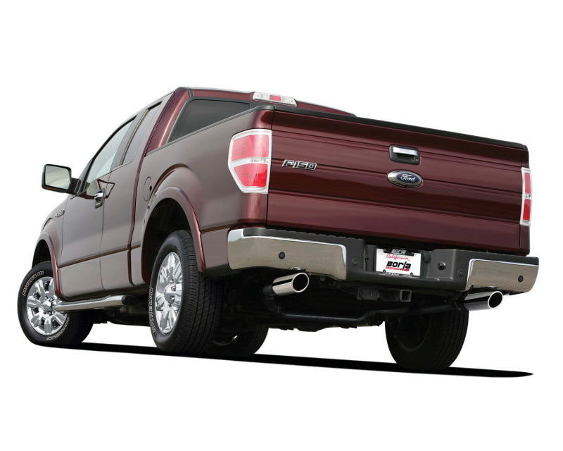 Borla 09 Ford F-150 Stainless Steel Touring Style Catback Exhaust