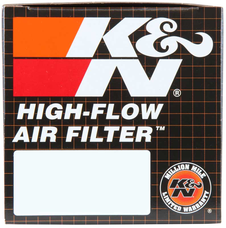 K&N Custom Air Filter - Rectangular - 6.75in O/S Length x 4.5in O/S Width x 2.5in Height