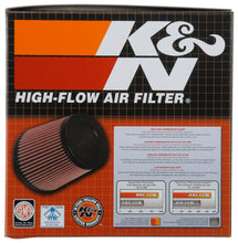 Load image into Gallery viewer, K&N Replacement Industrial Air Filter - Round for Ingersoll Rand 4in ID x 6.5 inch OD x 5.75in H