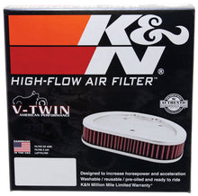 Load image into Gallery viewer, K&N Unique Air Filter - Replacement Element for RK-3931