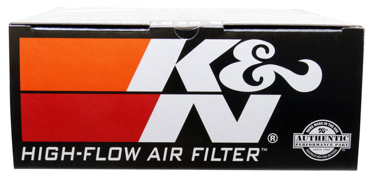 K&N Universal Custom Air Filter - Oval Shape 8.75in OD / 7.688in ID / 3.375 Height
