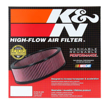 Load image into Gallery viewer, K&N 06-09 Mercedes GL420 V8-4.0L DSL Drop In Replacement Air Filter (2 Per Box)