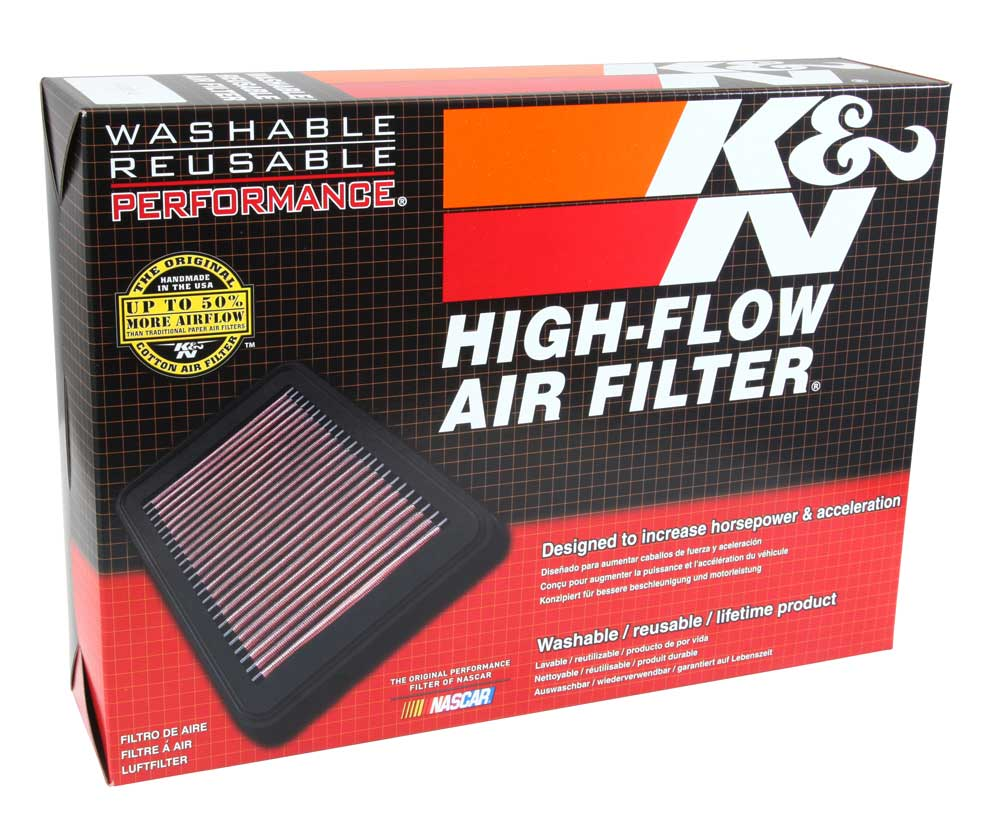K&N 18-19 BMW M5 V8 4.4L F/I Turbo Replacement Air Filter (Two Per Box)