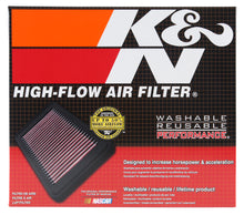 Load image into Gallery viewer, K&N 2016 Nissan Titan XD V8-5.0L Replacement Drop In Air Filter