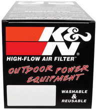 Load image into Gallery viewer, K&N Replacement Industrial Air Filter-Round Bobcat/Case/Ditchwitch/Hitachi/J Deere/Komatsu/Kubota