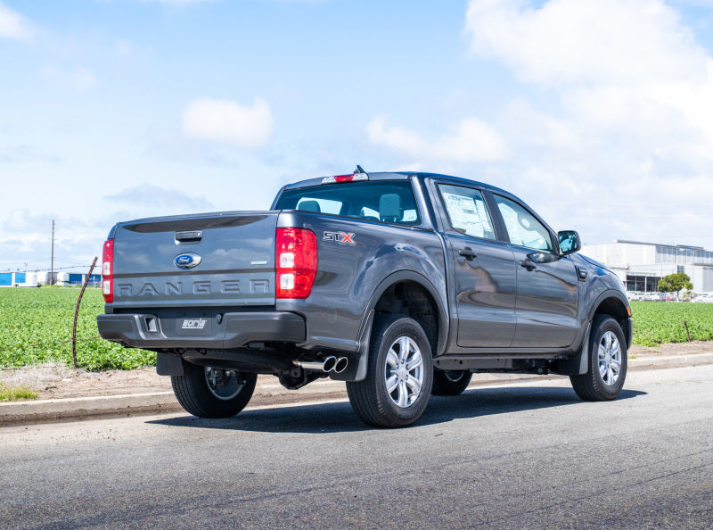 Borla 2019 Ford Ranger XL/XLT/Lariat 2.3L 2/4WD WB S-Type Catback Exhaust w/ Dual Chrome Tips