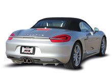 Load image into Gallery viewer, Borla 14-15 Porsche Cayman/Boxster (981) RWD 2Dr Dual Center Rear Exit Catback 4in Tip Exhaust Sys