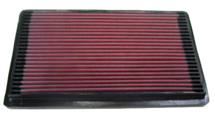 K&N Replacement Air Filter GM CARS;V6-3.1,3.4L,1989-93