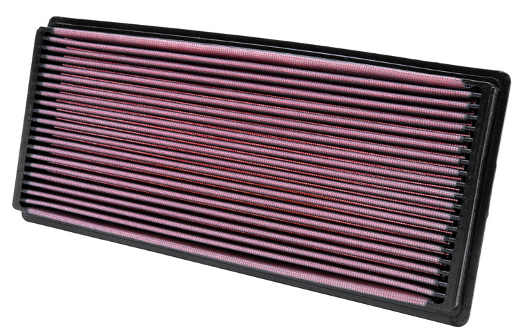 K&N 96-02 Jeep Wrangler 2.5L L4 / 96-06 4.0L L4 Drop In Air Filter