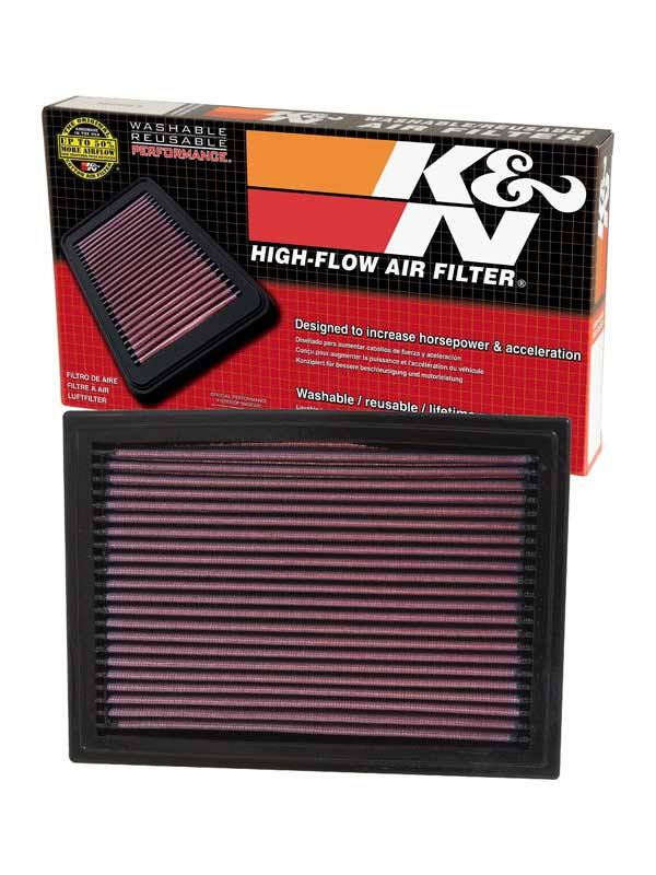 K&N Replacement Air Filter FORD ESCAPE 01-10; MAZ TRIBUTE 01-09; MER MARINER 05-09