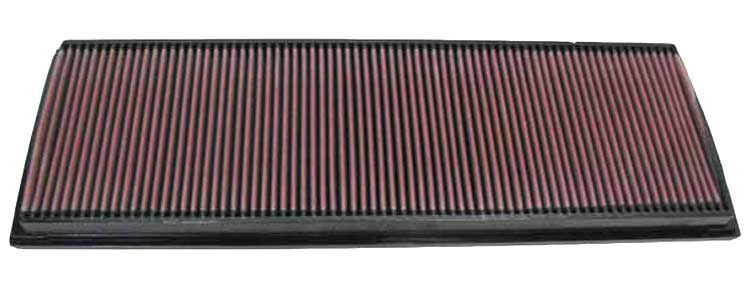 K&N 01 Porsche 911 3.6L F6 Twin Turbo Drop In Air Filter