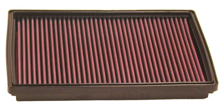 K&N 00 Ssangyong Musso 2.3L Drop In Air Filter