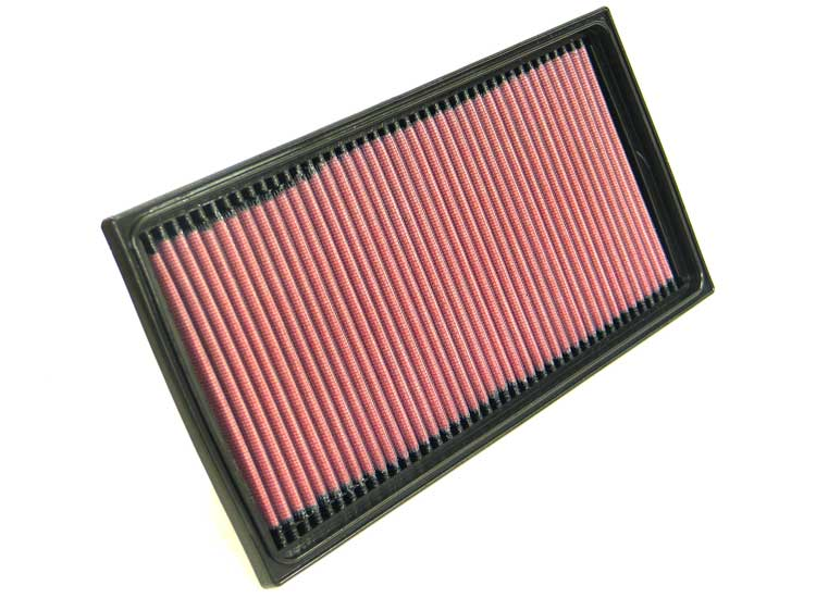 K&N Replacement Panel Air Filter 00-04 Peugeot 406 1.8L/2.0L excl Turbo/2.2L incl Diesel/3.0L 207BHP