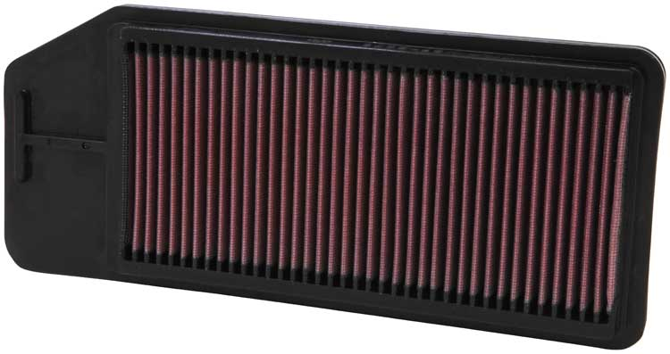 K&N 03 Honda Accord 2.4L-I4 Drop In Air Filter