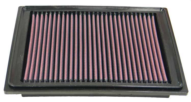 K&N 05-07 Chevy Malibu 2.2L-L4 / 04-06 Malibu 3.5L-V6 Drop In Air Filter