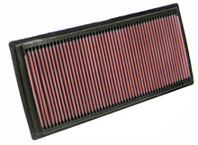 Load image into Gallery viewer, K&N Replacement Air Filter NISSAN FRONTIER 2.5L - L4; 2005-2010