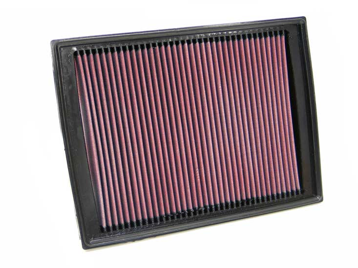 K&N 05 Land Rover LR3 4.4L-V8 Drop In Air Filter