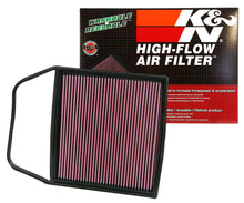Load image into Gallery viewer, K&N 06-09 BMW 135/335/535 Drop In Air Filter