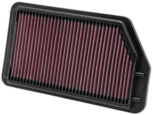 Load image into Gallery viewer, K&N Replacement Air Filter for 11-13 Kia Sportage 2.0L L4