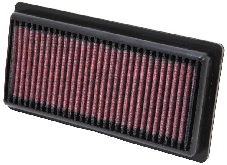 K&N Replacement Panel Air Filter 12-14 Nissan Versa 1.6L 1.031in H x 9.125in OS L x 4in OS W