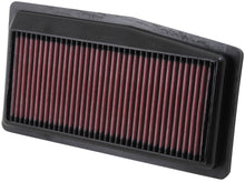 Load image into Gallery viewer, K&N Replacement Air Filter for 13 Chevrolet Spark 1.2L L4