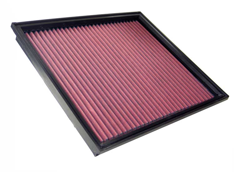 K&N 05-10 BMW 550i 4.8L V8 F/I Drop In Air Filter