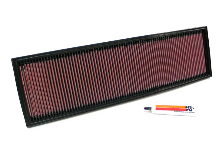 K&N 91-99 BMW 325td/tds L6-2.5L Diesel Replacement Air Filter