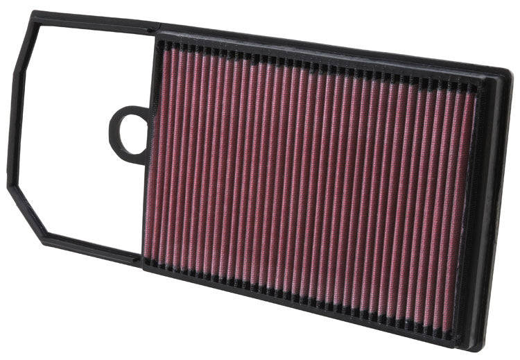 K&N Replacement Panel Air Filter VW/Seat 96-10 Cordoba/Ibiza/Polo/Golf/Lupo/Leon/Arosa/Inca/Beetle