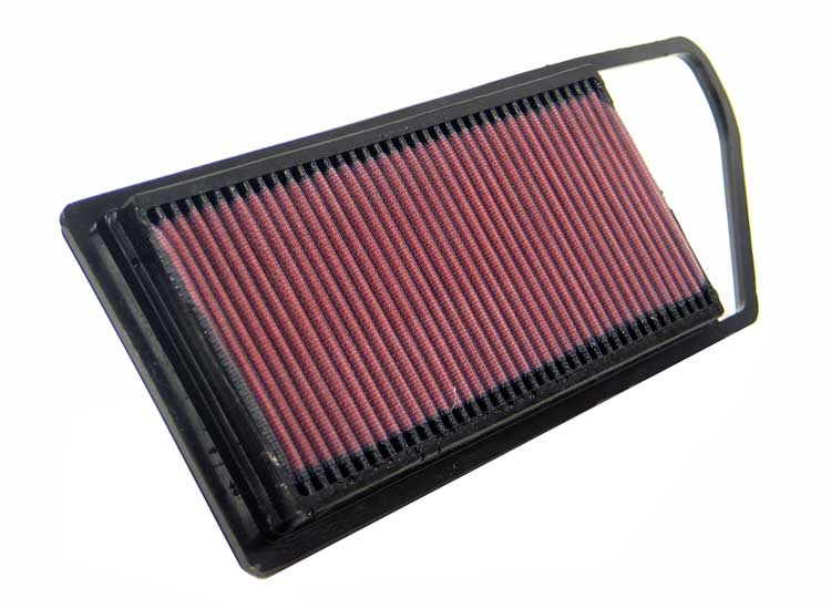 K&N Replacement Air Filter for Peugeot / Citroen / Ford Fiesta/Fusion / Mazda 2 / Toyota Aygo
