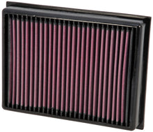 Load image into Gallery viewer, K&N 08 Citroen C4 Picasso 1.8L Drop In Air Filter