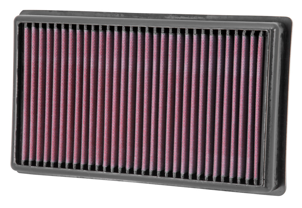 K&N Replacement Air FIlter Peugeot / Citroen - 10.875in O/S L x 6.563in O/S W x 1.625in H