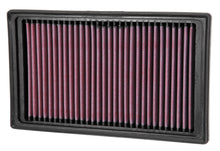 Load image into Gallery viewer, K&N Replacement Air FIlter Peugeot / Citroen - 10.875in O/S L x 6.563in O/S W x 1.625in H