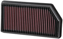 Load image into Gallery viewer, K&N Replacement Panel Air Filter for Hyundai/Kia 12-14 I30/12-15 Cee D/14-15 Forte5