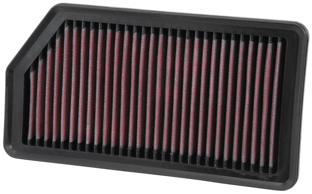 K&N Replacement Panel Air Filter for Hyundai/Kia 12-14 I30/12-15 Cee D/14-15 Forte5