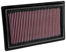 Load image into Gallery viewer, K&N Replacement Panel Air Filter 2015 Mercedes Benz C250 2.0L L4