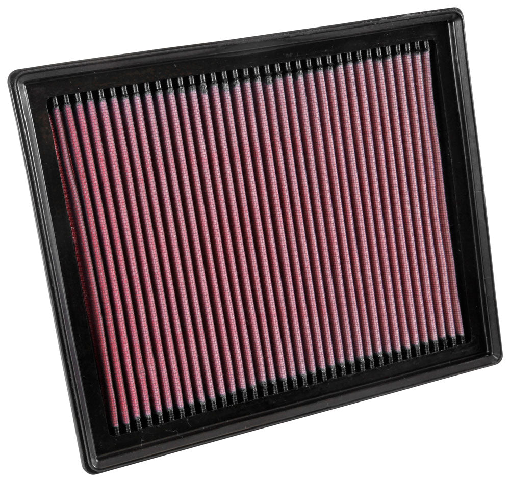 K&N 2015 Volkswagen Polo L4-1.8L Replacement Air Filter