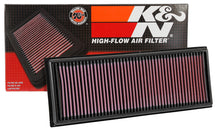 Load image into Gallery viewer, K&N 2014 Peugeot 308 L4-1.2L Drop In Air Filter