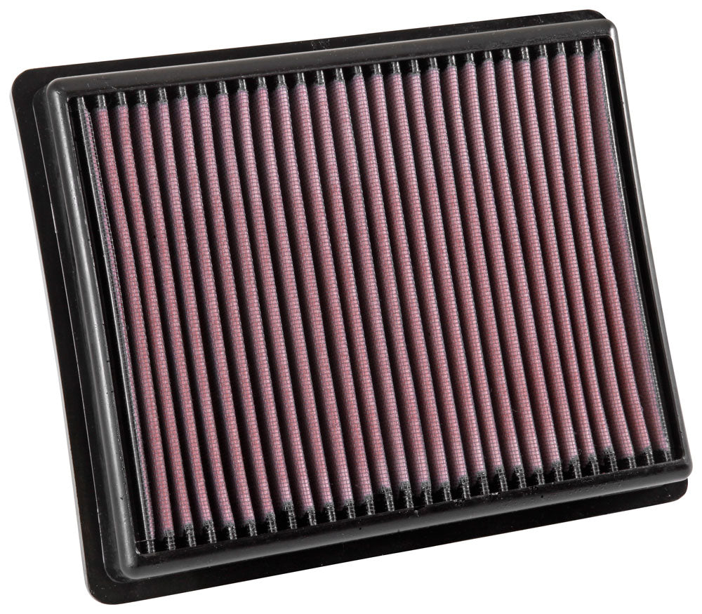 K&N 14-17 Opel Vivaro B L4-1.6L DSL Replacement Drop In Air Filter