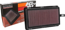 Load image into Gallery viewer, K&N 15-18 Kia Sorrento III L4-2.2L DSL Replacement Drop In Air Filter